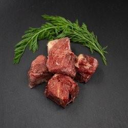 Pferdemuskelfleisch gewürfelt 1kg